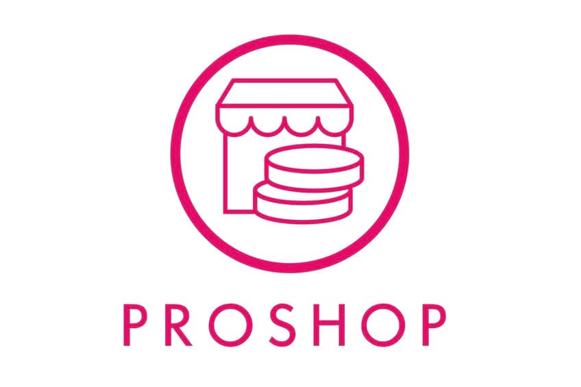 Introducing: The ProShop.​