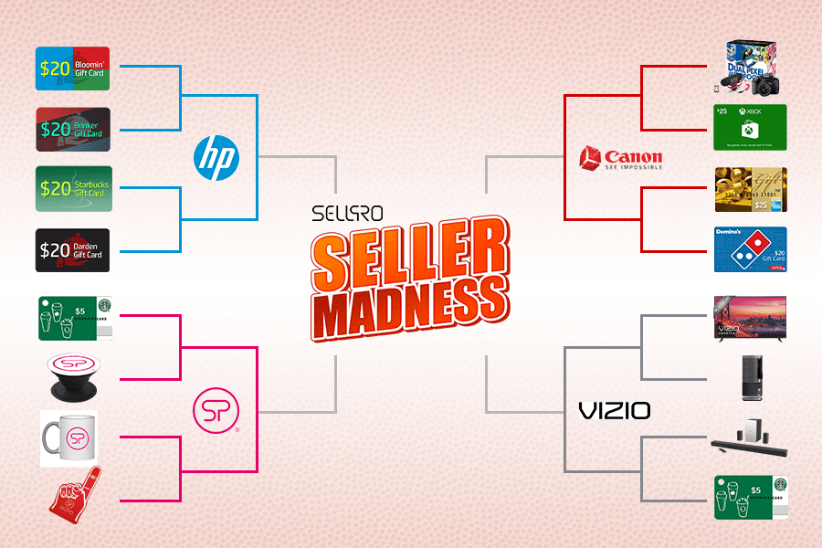 March Madness = Seller Madness