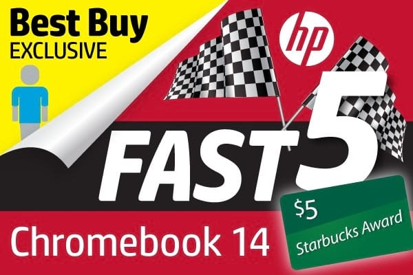 HP Fast 5 is BACK!!