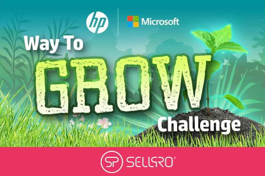 HP+Microsoft Way to Grow Challenge