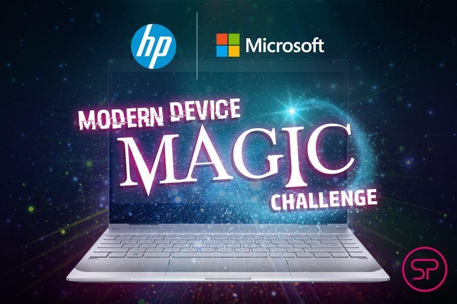 HP + Microsoft Modern Device Magic Challenge