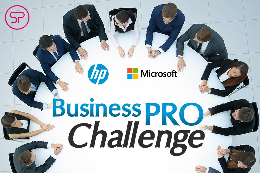 HP + Microsoft Business Pro Challenge