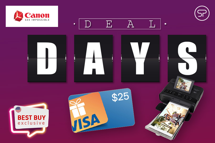 Canon Deal Days: Best Buy