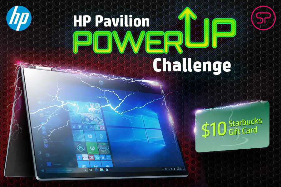 The HP Pavilion Power Up Challenge