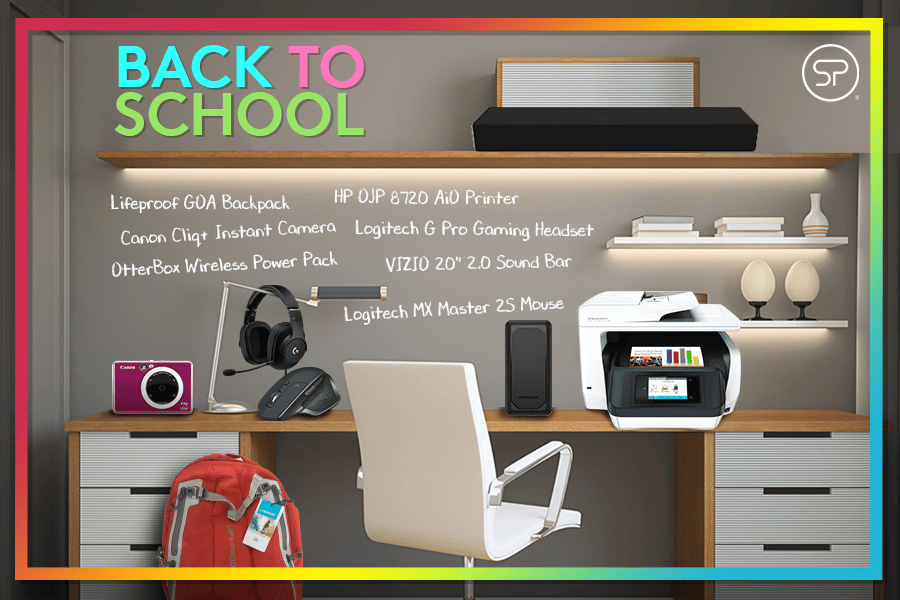 SellPro Back to School Campaign