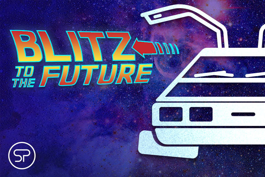 SellPro Blitz to the Future
