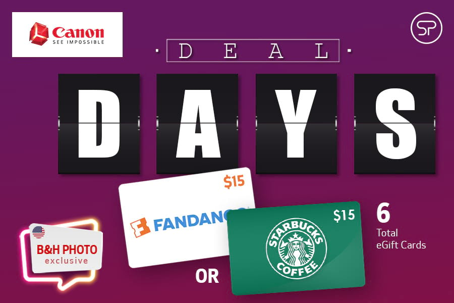 Canon Deal Days - B&H