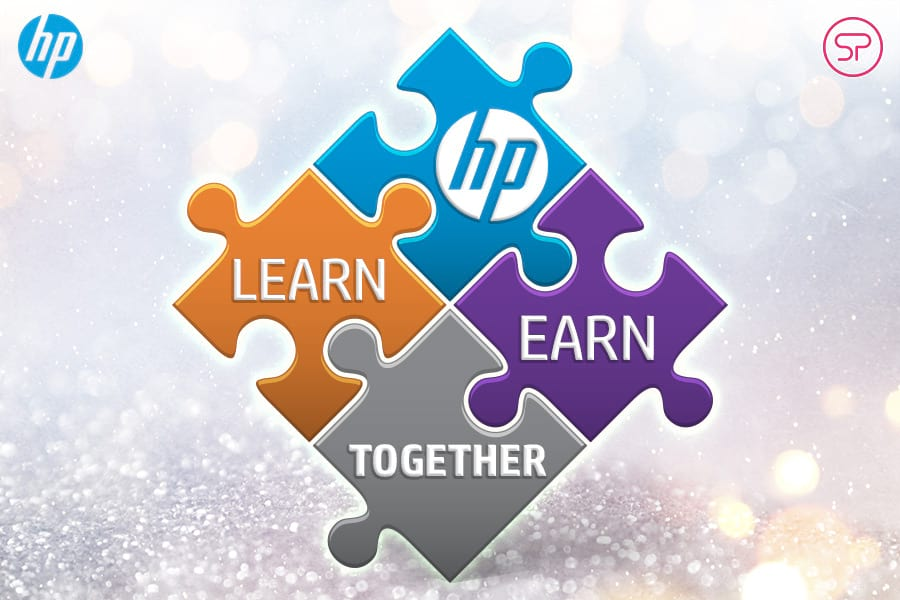 HP Learn & Earn Together
