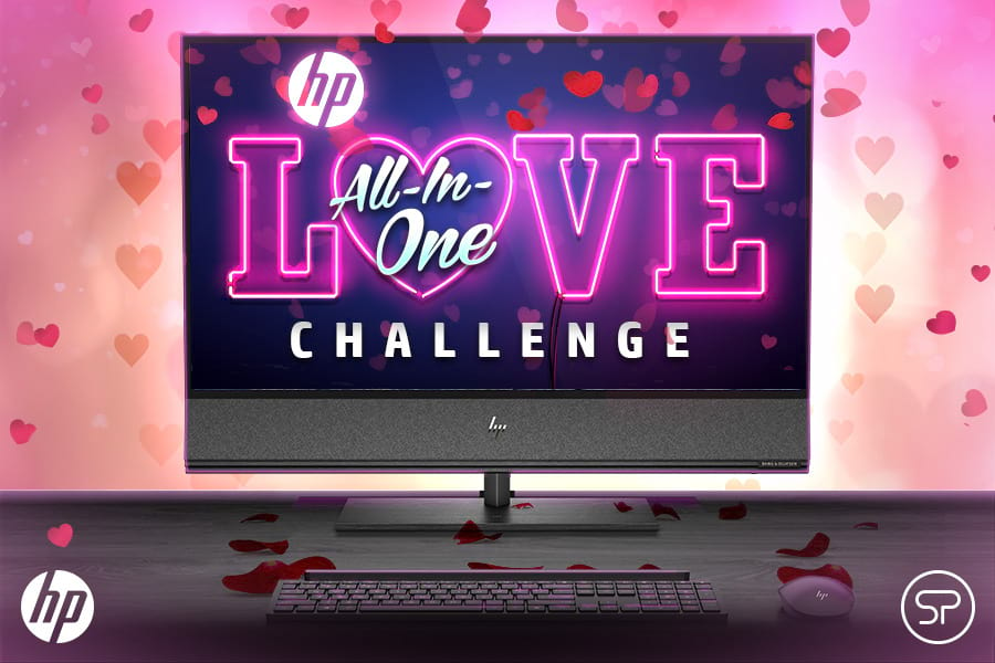 HP Love All-in-One Challenge