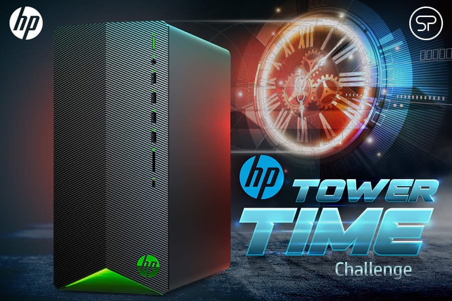 HP Tower Time Challenge
