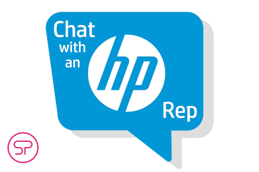 CHAT WITH AN HP REP