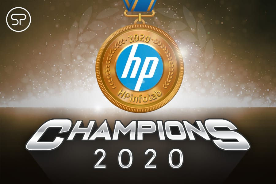 HP Champions 2020: Bronze Edition