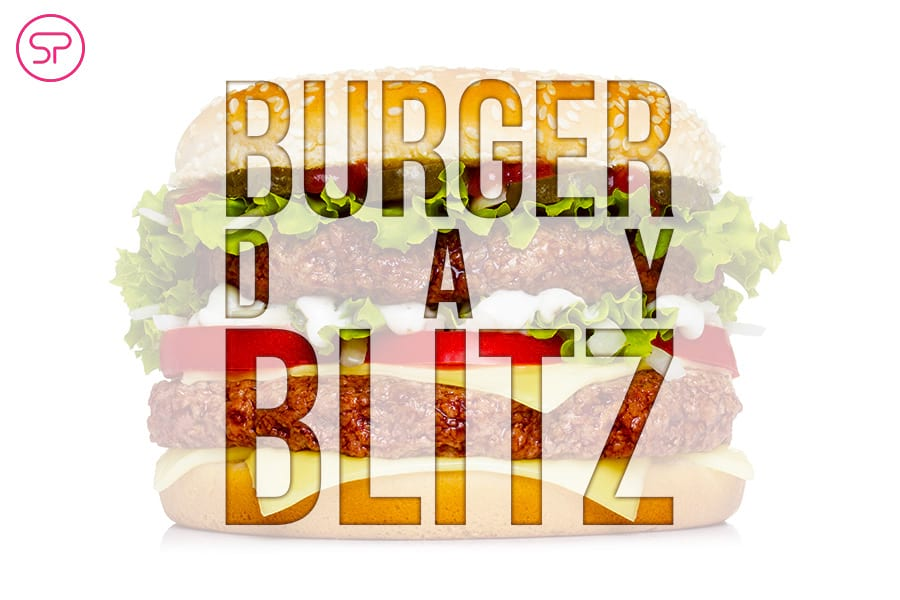 Burger Day Blitz