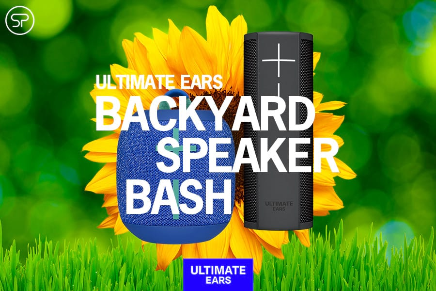 Ultimate Ears Backyard Speaker Bash