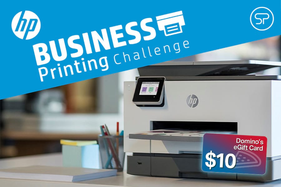 HP Business Printing Challenge