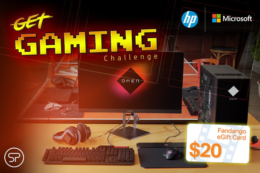 HP + MSFT Get Gaming Challenge