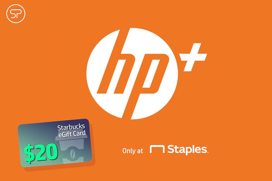 HP+ Launch – Only at Staples