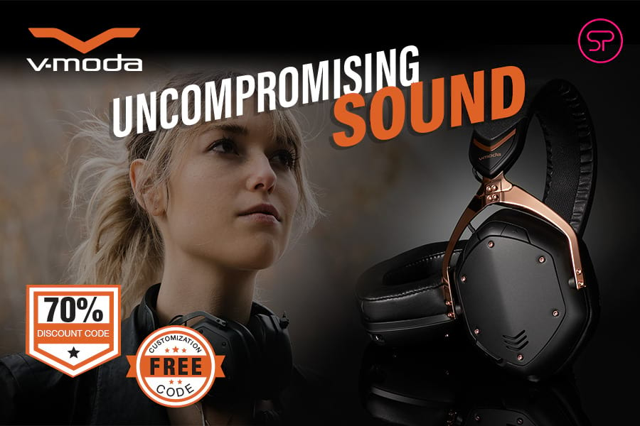 Uncompromising Sound by V-MODA
