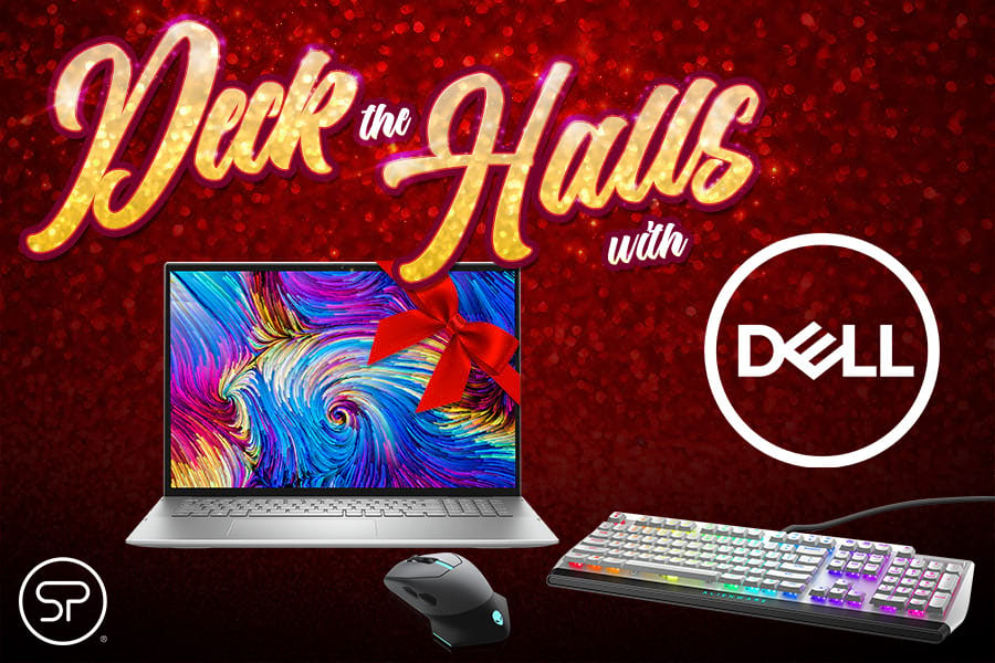 Deck the Halls with Dell