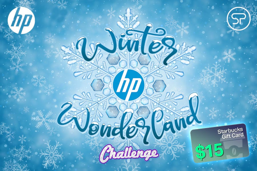 HP Winter Wonderland Challenge