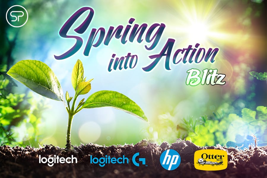 Spring into Action Blitz