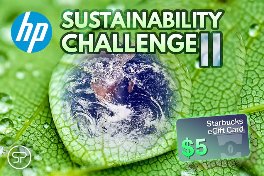 HP Sustainability Challenge II